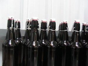 botellas de cervexa artesá