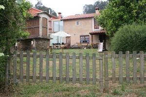 Casa Pousadoira en Miño (Galicia)