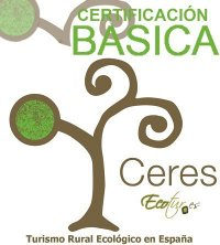 Certificación básica - Ceres - EcoTur.es - Turismo Rural Ecológico de España